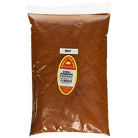Marshalls Creek Spices Family Size Refill Chili Powder, Hot, 40 Ounces