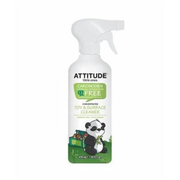 (6 PACK) - Attitude Little Ones Fragrance Free Toy & Surface Cleaner , 475ml , 6 PACK - SUPER SAVER - SAVE MONEY