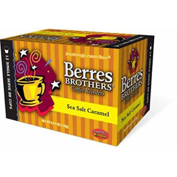 Berres Brothers Sea Salt Caramel Coffee Single Serve Cups