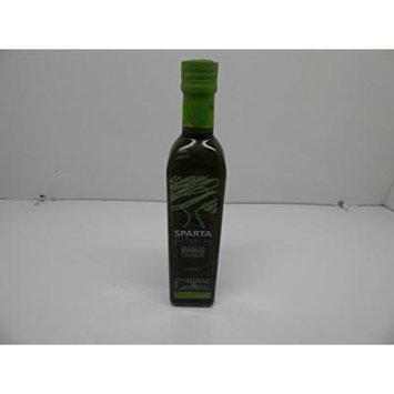 Sparta Organic Greek Extra Virgin Olive Oil, 17 oz