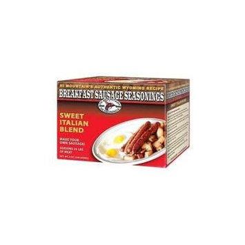 Hi Mountain Breakfast Sausage Seasonings - Sweet Italian Blend