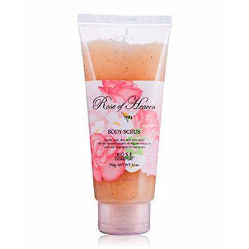 KOSE COSMEPORT Rose Of Heaven , Body Wash , Body Scrub 230g