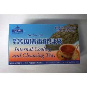 Royal King - Internal Cooling and Cleansing Tea, 20 Tea Bags