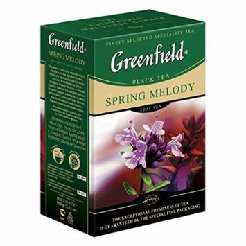 Greenfield Tea Spring Melody Loose Leaf, 100GR