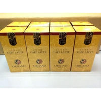 8 Boxes Organo Gold Gourmet Cafe Latte with Ganoderma Lucidum Extract + Free 8 Sachets Ganocafe 3 in 1 Coffee