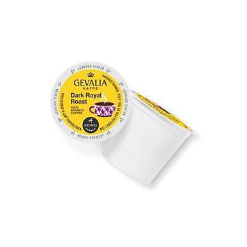 Gevalia Dark Royal Roast K-Cup Packs, 72 Count