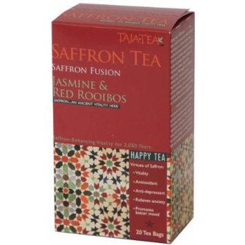 Saffron Jasmine & Red Rooibos Tea (12 pack)