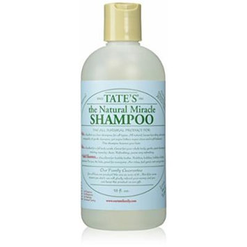 Tate's the Natural Miracle Odorless Shampoo 18 Oz by tate
