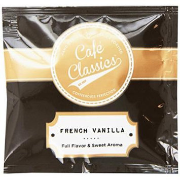 Cafe Classics Coffee Pods, French Vanilla, 15-Count (Pack of 3)