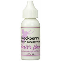 Faeries Finest Flavor Drops, Blackberry, 1.0 Ounce
