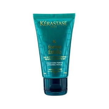 Kerastase Forme Fatale Voluptuous Blow-Dry Strong Hold Gel, 1.7 Ounce