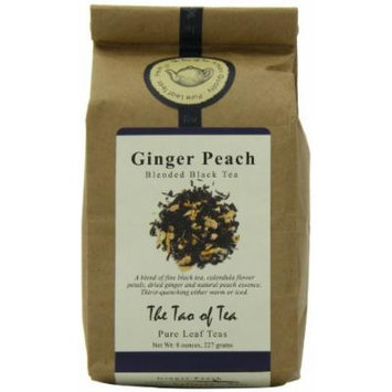 The Tao of Tea Ginger Peach, 8-Ounce Bags (Pack of 2)
