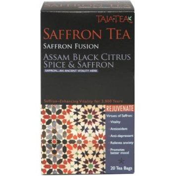 Assam Black Citrus Spice & Saffron Tea (9 pack)