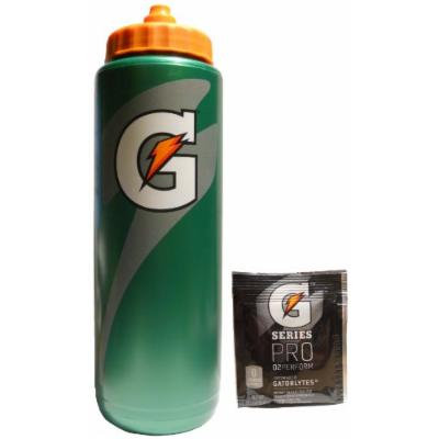 4fb217cc03 Gatorade Pro Squeeze Bottle 32oz with ViewStrip Reviews 2019