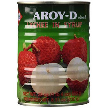 Lychee in Syrup - 20oz (Pack of 3)