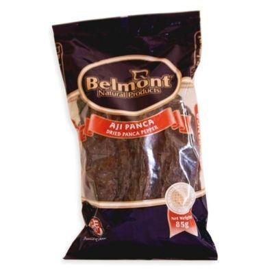 Belmont Aji Panca Seco /Dried Panca Pepper (3 oz/85 g)