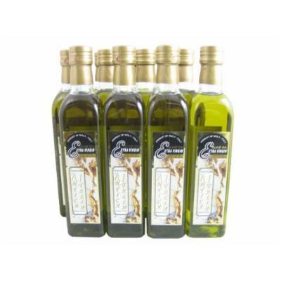 Antica Italia Extra Virgin Olive Oil (Italy) (Case of 12 - 16.9 Ounce Bottles)