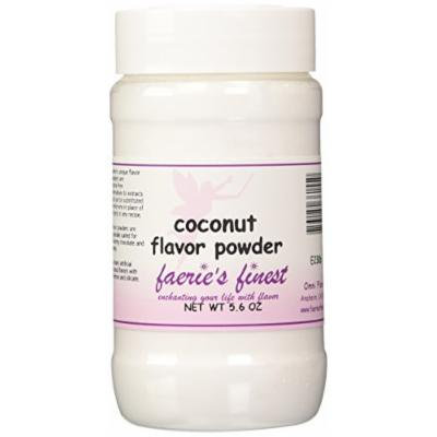 Faeries Finest Flavor Powder, Coconut, 5.60 Ounce
