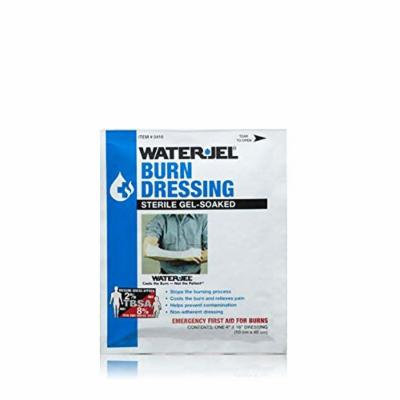 Water-Jel Military Burn Dressing 4