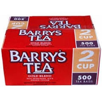 Barry's Tea, Gold Blend, 500-Count Box