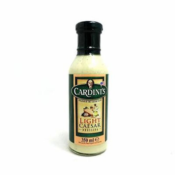 Cardini's - Light Salad Dressings - Caesar - 350ml