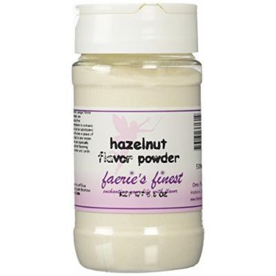 Faeries Finest Flavor Powder, Hazelnut, 5.60 Ounce