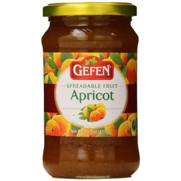 Gefen Apricot Preserves, 15.5 Ounce