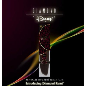 Diamond Remi Natural Remi Yaki (14 Inch, 1B-Off Black)