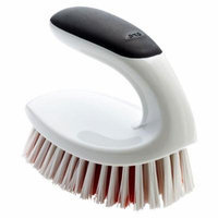 Oxo Good Grips All Purpose Scrub Brush with Red Accent, 4 Inch
