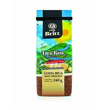 Tres Rios Valdivia Whole Bean Gourmet Coffee