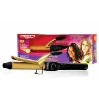 RED Ceramic Hot Styler Curling Iron (1