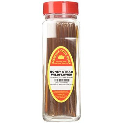 Marshalls Creek Spices Honey Straws, Wildflower, 8.82 Ounce