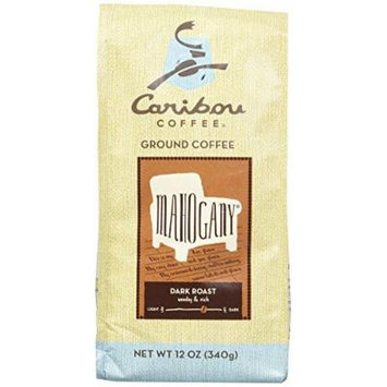 Caribou Coffee, Mahogany, 12 Ounce (Pack of 2)