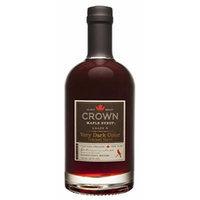 Organic Crown Maple Syrup - Very Dark - Strong Taste (750mL)