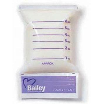 25 Pack BPA-free & DEHP-free Expressed Breast Milk Storage Bags 6 oz. - 578704