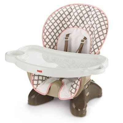 Fisher-price Spacesaver High Chair In Flower Pot