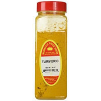 Marshalls Creek Spices X-Large Size Turmeric Powder, 16 Ounces