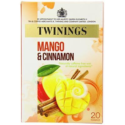 Twinings® Mango & Cinnamon Tea Bags