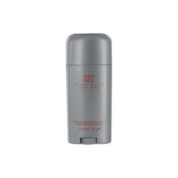 Perry Ellis 360 Red Deodorant Stick for Men, 2.75 Ounce