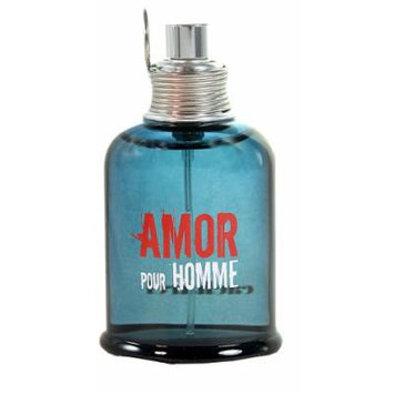 Amor Pour Homme By Cacharel For Men Eau De Toilette Spray, 4.2-Ounces