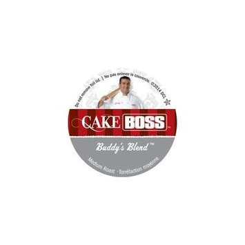 Cake Boss Coffee - Buddy's Blend - 48 Single Serve K Cups for Keurig Brewers
