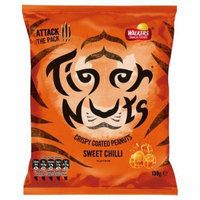 Walkers Tiger Nuts (exotic sweet chilli)