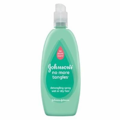 Johnson's® No More Tangles Detangler Spray