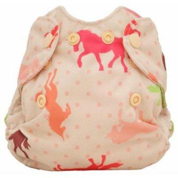 Smart Bottoms Born Smart Newborn Diaper (Last Unicorn)
