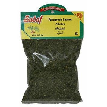 Sadaf Fenugreek Leaves, 2oz (Pack of 3)