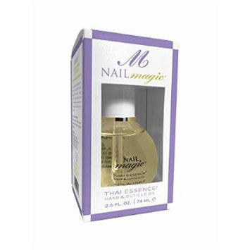 Nail Magic Thai Essence Hand and Cuticle Oil, 2.5 Fluid Ounce