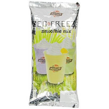 MOCAFE Zen Freeze Smoothie Mix, Coconut, 3-Pound Bag