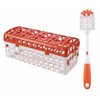 OXO Tot Dishwasher Basket with Bottle & Nipple Cleaner