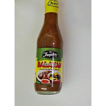 Tropics Round Cad Fish Sauce (Bagoong) Pack of Three 12 Oz Per Bottle