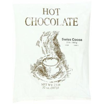 Victorian Inn Swiss Cocoa, 2 Pound (Pack of 6)